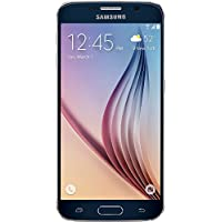 Samsung GALAXYS6RB Galaxy S6 32GB Unlocked Smart Phone - Recertified SM-G920TZKAXAR