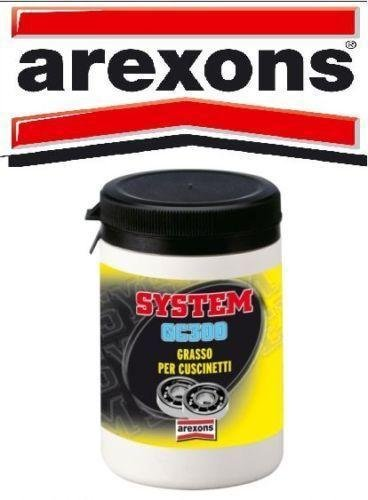 AREXONS Grasso al litio per cuscinetti 500 ml (Grasso) / Bearing lithium grease 500 ml (Grease)
