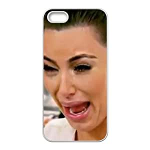 kim kardashian crying Phone Case for Iphone 5s