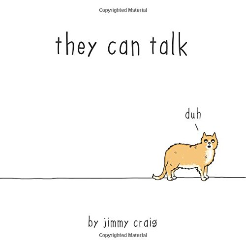 They Can Talk: A Collection of Comics about Animals