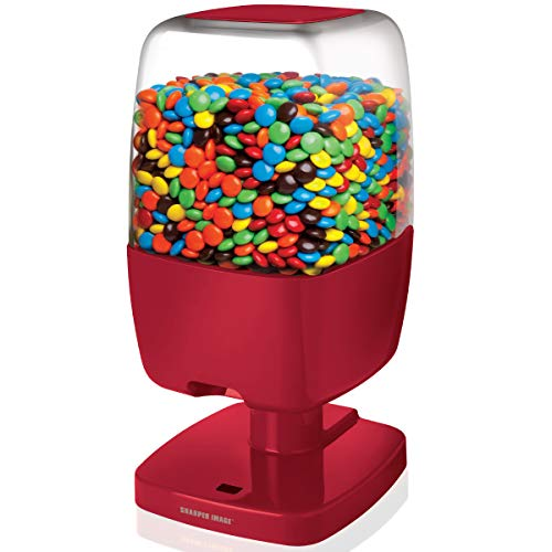 SHARPER IMAGE Motion Activated Candy Dispenser For Gumballs,