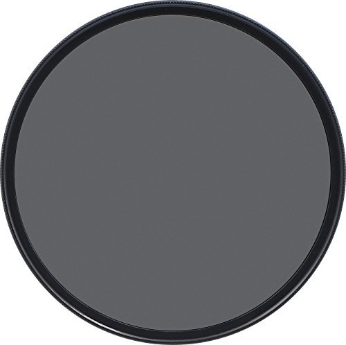 Rollei robust Premium Round ND8 Stopper 72 mm - Neutral Density Filter Aluminum Ring Made of Gorilla Glass with Special Coating - ND8 (3 Stops/ 0.9) Gray (26129) [並行輸入品]   B07583SVBS