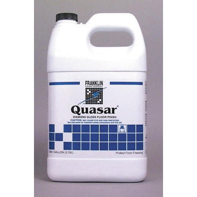 Quasar F136022 1 Gallon Diamond Glass Floor Finish Bottle