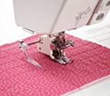 janome 500 sewing machine - Janome Convertible Even Feed Foot Set For Low Shank Machines #214517004