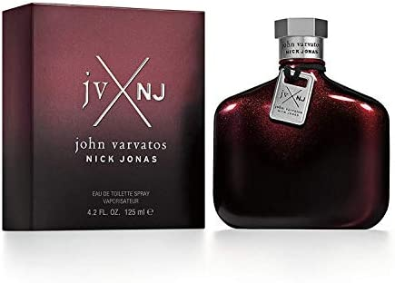 John Varvatos JV X NJ Red Eau de Toilette JV X NJ Red EdT 125 ml ...