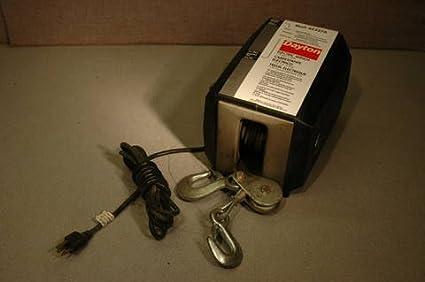 Also Dayton Electric Winch Parts On Dayton 115v Winch Wiring ... on