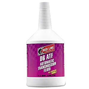 Red-Line-30704-D6-Automatic-Transmission-Fluid-1-Quart-Pack-of-4