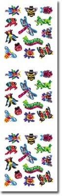 Sandylion Mini Bugs Slim Stickers