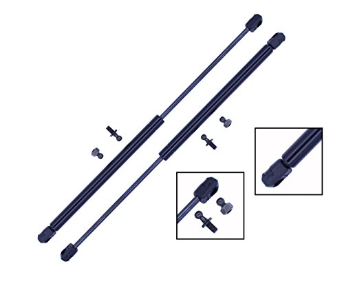 2 Pieces (SET) Tuff Support Hatch Lift Supports 1984 To 1989 Nissan and Datsun 300ZX (Excluding 2+2 Seater)