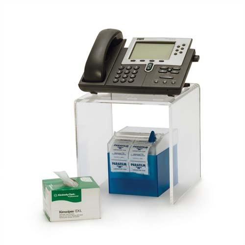 Clearform 15005 Workstation Riser, 10'' x 10'' x 10'' Volume