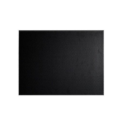 UnionBasic PU Leather Desk Mat - Protective Mat & Protector Mouse Pad for Desktops and Laptops, 16