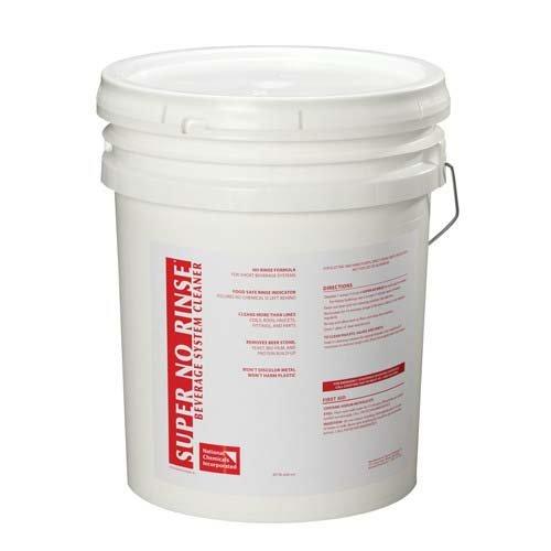 40 lb Tub of Powder Keg Beer Line Kegerator Cleaner