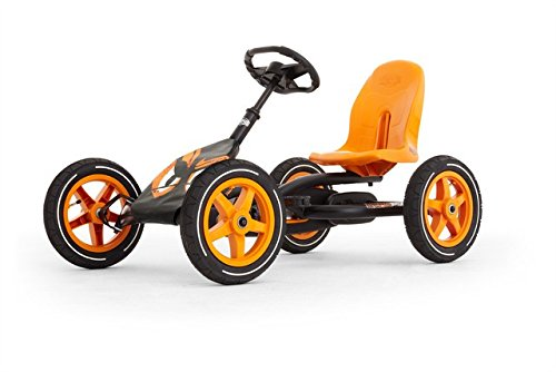 Professional Kids Go Kart - Orange - Berg Buddy