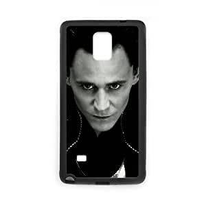 WJHSSB Customized Thor Loki Hard Cover Case For Samsung Galaxy Note 4