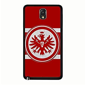 Eintracht Frankfurt Football AG Fashion Style Protect Phone Case for Samsung Galaxy Note 3 N9005 Football Team Logo