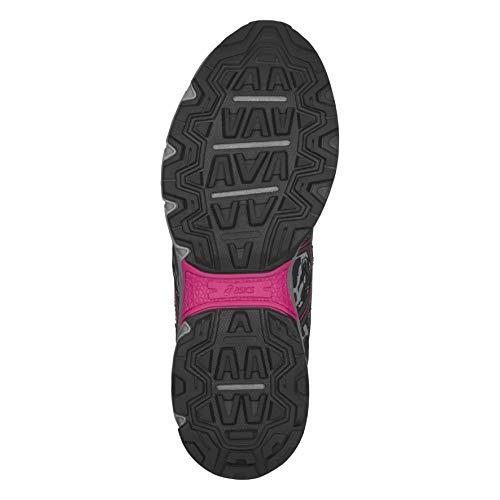 Mujer Asics para noir de Gel rose Zapatillas Venture Running framboise 6 rcrCq0