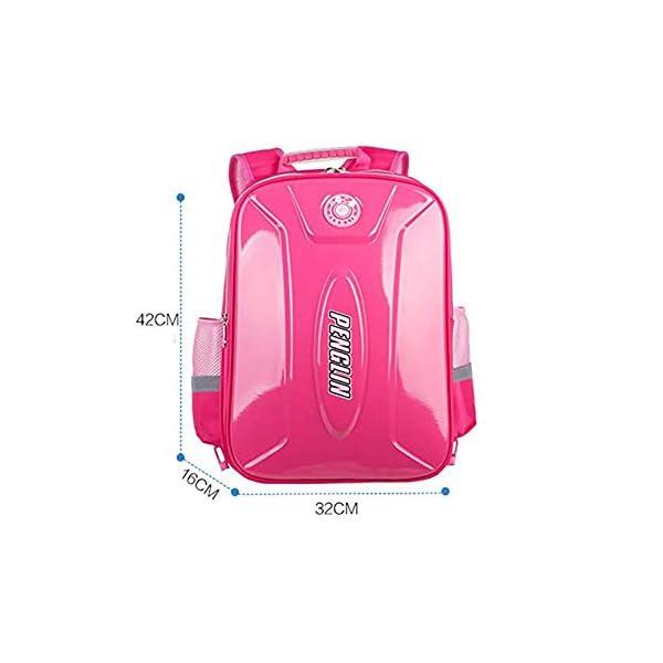 Zaino trolley per bambini – Zaino da scuola per ragazzi e ragazze con grande capacità, elegante zaino per la scuola… 2 spesavip