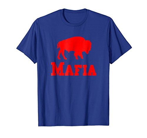 Buffalo Womens T-shirt - Bills Mafia Shirt - Gift For Buffalo Fans