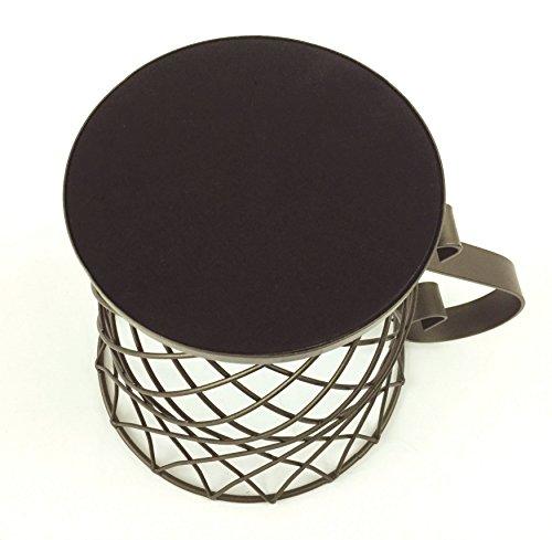 Kup Keeper Coffee & Espresso Pod Holder, Coffee Mug Storage Basket by Boston Warehouse by Boston Warehouse (Image #4)