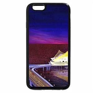 iPhone 6S Plus Case, iPhone 6 Plus Case, Hangzhou bridge 2