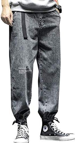 [BSCOOL]ジーンズ メンズ ゆったり デニムパンツ 大きいサイズ ジーパン テーパード カジュアル Gパンストレート おしゃれ ロングパンツ ファッション ストリート系 ズボン
