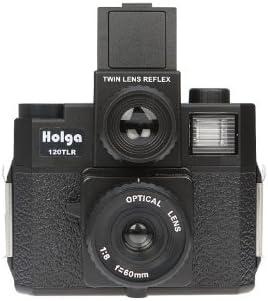 Cámara Holga formato medio con doble lente reflex: Amazon.es ...