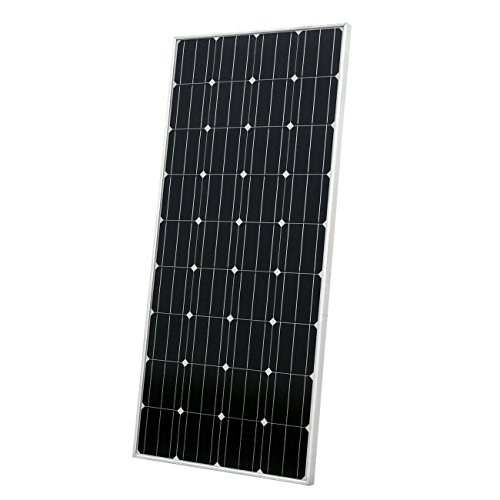 ECO-WORTHY-160-Watt-Monocrystalline-Photovoltaic-PV-Solar-Panel-Module-12V-Battery-Charging