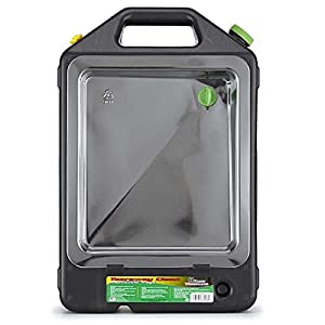 GarageBOSS 8 quart Oil Tear Away Clean Drain Pan