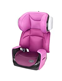 Evenflo Spectrum 2-in-1 Booster Car Seat, Poppy Pink BOBEBE Online Baby Store From New York to Miami and Los Angeles