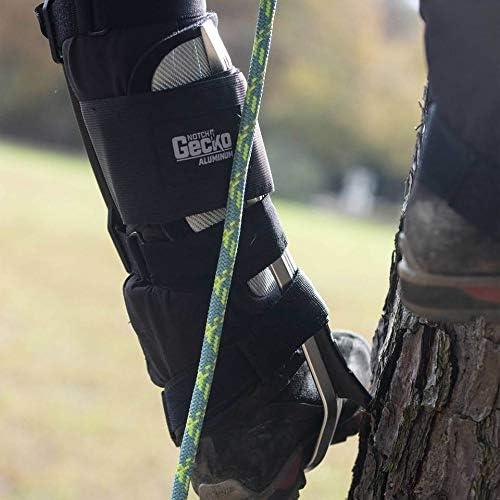 Pole Gaffs Notch Gecko Aluminum 2.0 Climbers