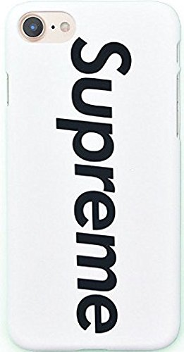 coque iphone 8 supreme blanche