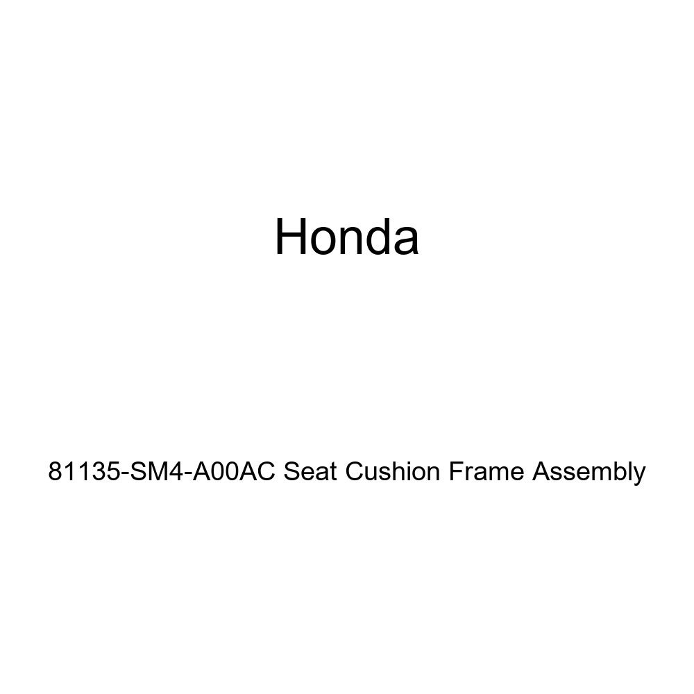 Honda Genuine 81135-SM4-A00AC Seat Cushion Frame Assembly