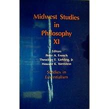 Midwest Studies in Philosophy: Studies in Essentialism, Volume 11