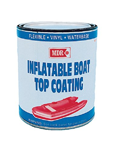 Inflat.Boattop Coating Whi Qt MDR784 - Mdr Inflatable Boat