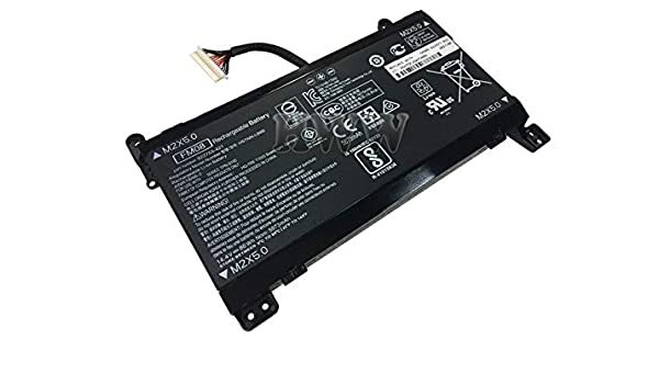 HWW 16 Cables 14.4V 86Wh 5973mAh FM08 Battery Compatible with HP HSTNN-LB8B 922753-421 922977-855 TPN-Q195 Series