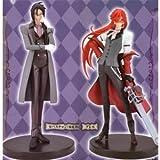 Black Butler extra figure Vol. 2 EX figure pivot Ya Do queen of watchdog Sukueni prize Sega (all two full set)