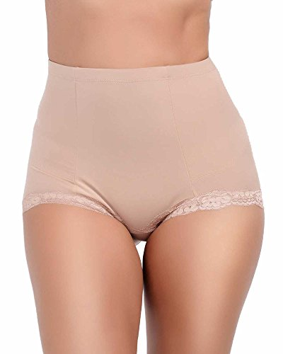 QT Intimates In Demand Control Brief (S248), Mocha, 3X