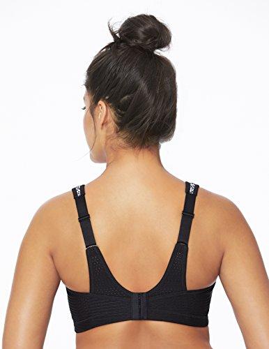 Glamorise Women's Plus Size Camisole Sport Bra, Print by Glamorise (Image #2)