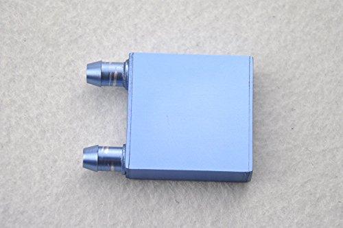 DP-iot 404012mm Aluminum Water Cooling Head Block for TEC Computer CPU Fan Heatsink