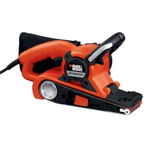 (Ship from USA) NEW BLACK+DECKER 7 Amp 3 in. x 21 in. Dragster Belt Sander DS321 1 Power Tool /ITEM NO#E8FH4F854124887