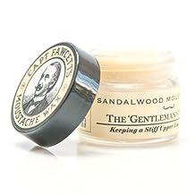 Captain Fawcett Sandalwood Moustache Wax (15ml/0.5oz)