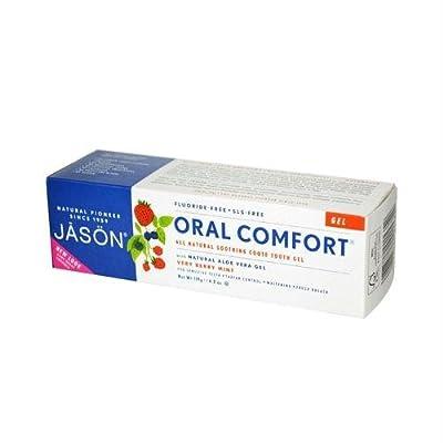 Jason CoQ10 Non-Fluoride Gel Toothpaste