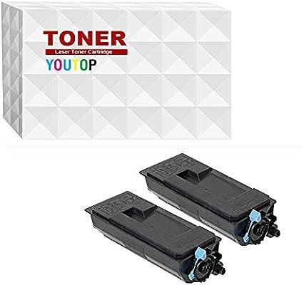 YOUTOP TK3100 - Tóner para Kyocera TK-3100, 1T02MS0NL0 (12500 ...