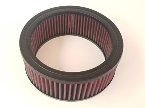 (Big Dog Motorcycles Air Filter for S&S Carb- E/G Teardrop (2000-2018))