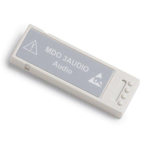 Tektronix MDO3AUDIO Application Module, Audio serial triggering and analysis (I2S, LJ, RJ, TDM)