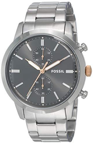 Fossil Men s 44mm Townsman – FS5407