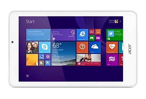 Acer Iconia Tab 8 W W1-810-1193 8.0-Inch HD Tablet (Windows 8.1)