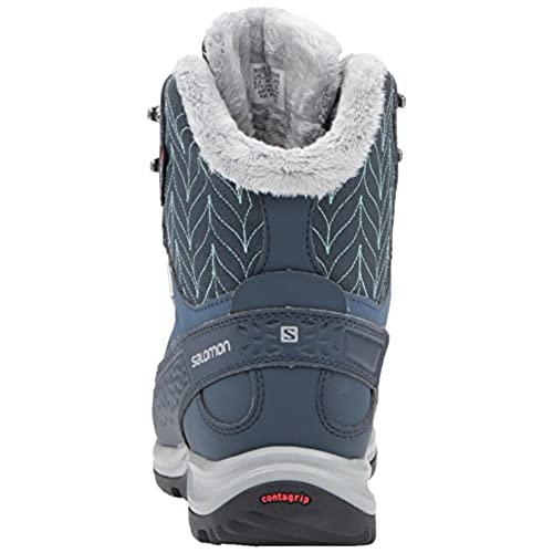 new Salomon Women's Kaina Mid CS WP 2 W Snow Boot