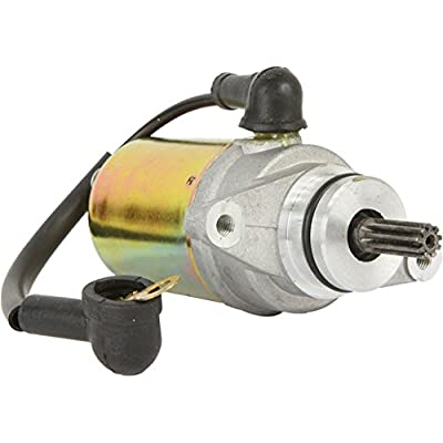 DB Electrical SND0051 New Starter For Yamaha Badger YFM80, Champ YFM100, Grizzly 80, Moto-4, Raptor 50 YFM50, Raptor 80 / 55X-81800-50-00, 55X-81800-51-00, 65X-81880-50-00: Automotive