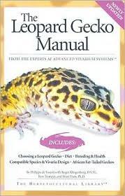 The Leopard Gecko Manual by Philippe De Vosjoli, Roger Klingenberg, Roger Tremper, Brian Viets, Roger Klingenberg